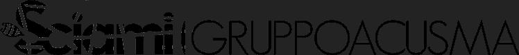 Logo Sciami|gruppoacusma