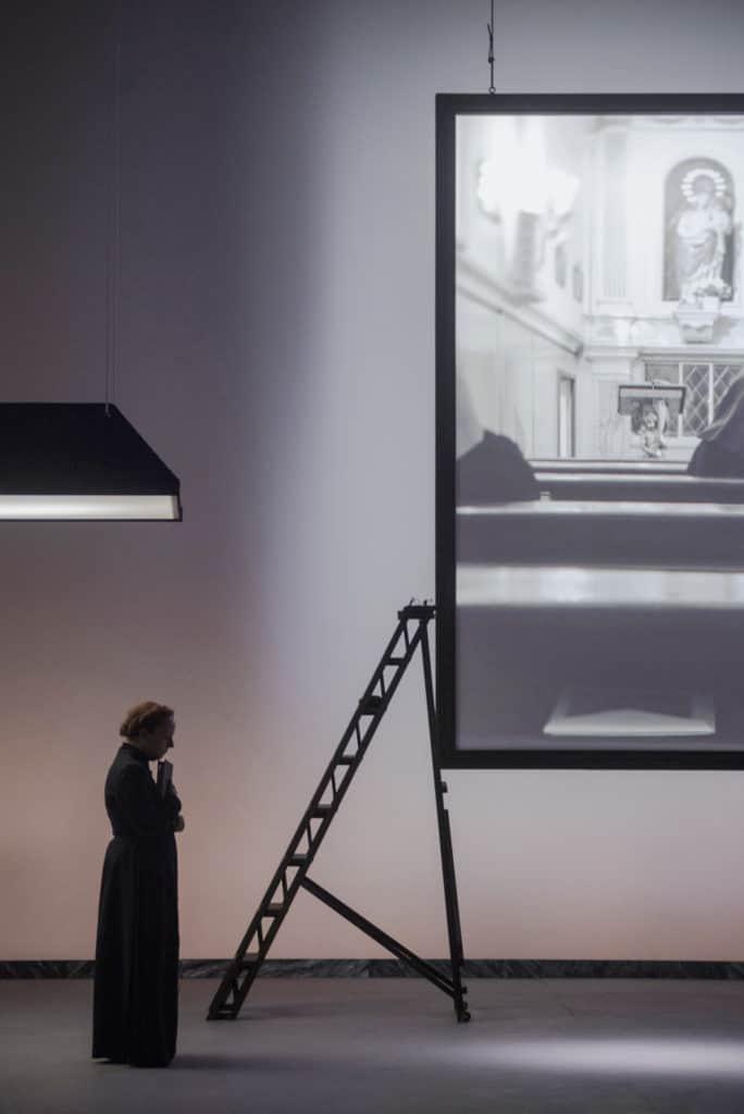 Anagoor. Santa Impresa. 2015. Teatro Nazionale Gobetti Torino. Foto di Andrea Macchia.