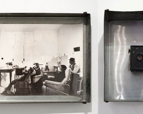 Joseph Beuys. Enterprise. 1972. Courtesy Pino Casagrande, Roma.