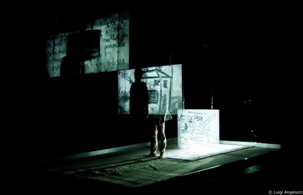 Muta Imago. Lev. 2008. Foto di Luigi Angelucci