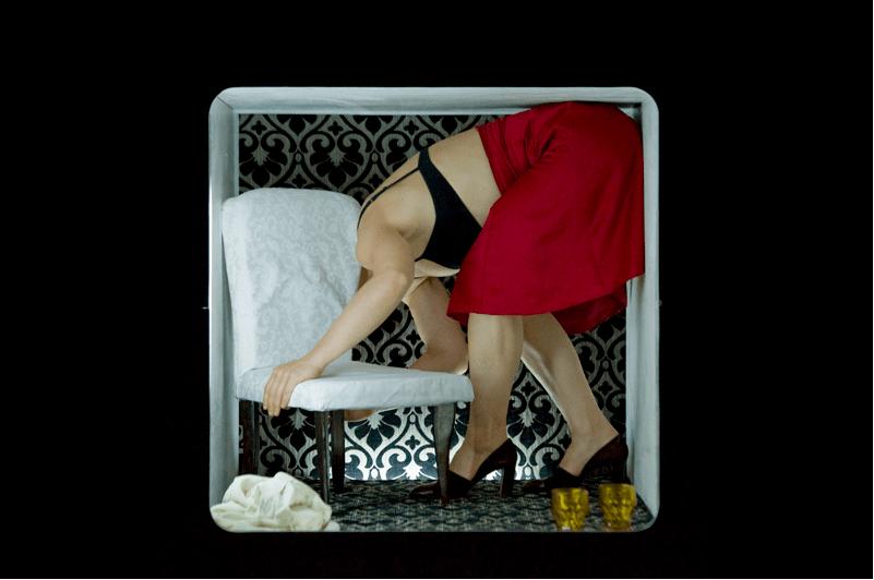 gruppo nanou. Trilogia Motel. 2008-2011. Foto di Laura Arlotti