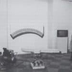 Terza Biennale Internazionale della Giovane Pittura, Gennaio 70. Comportamenti, progetti, mediazioni, Museo Civico Archeologico, Bologna, gennaio 1970. Archivio fotografico Musei Civici d'Arte Antica, Istituzione Bologna Musei