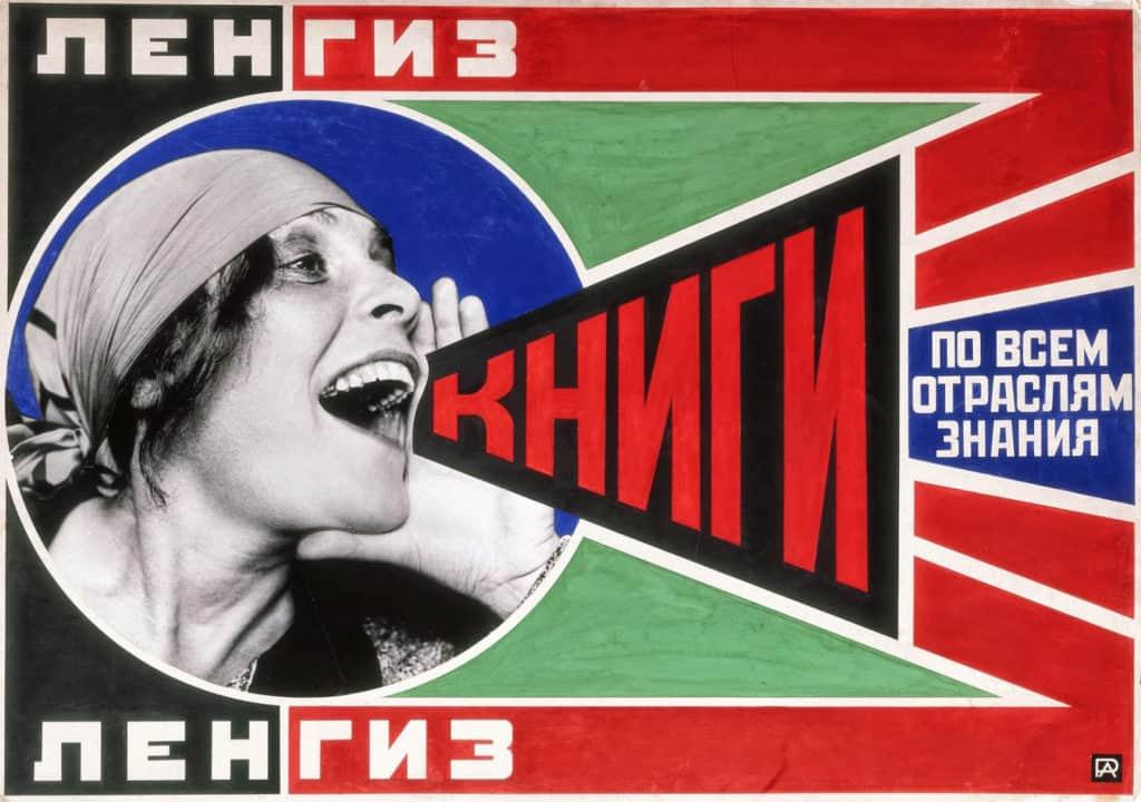 Aleksandr Michajlovič Rodčenko: REad (1929)