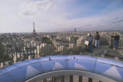 Bill Fontana, Sound Island, Parigi, 1994
