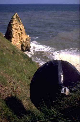 Bill Fontana, <em>Sound Island</em>, Parigi, 1994