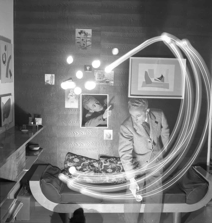 Federico Patellani: Bruno Munari (1950)