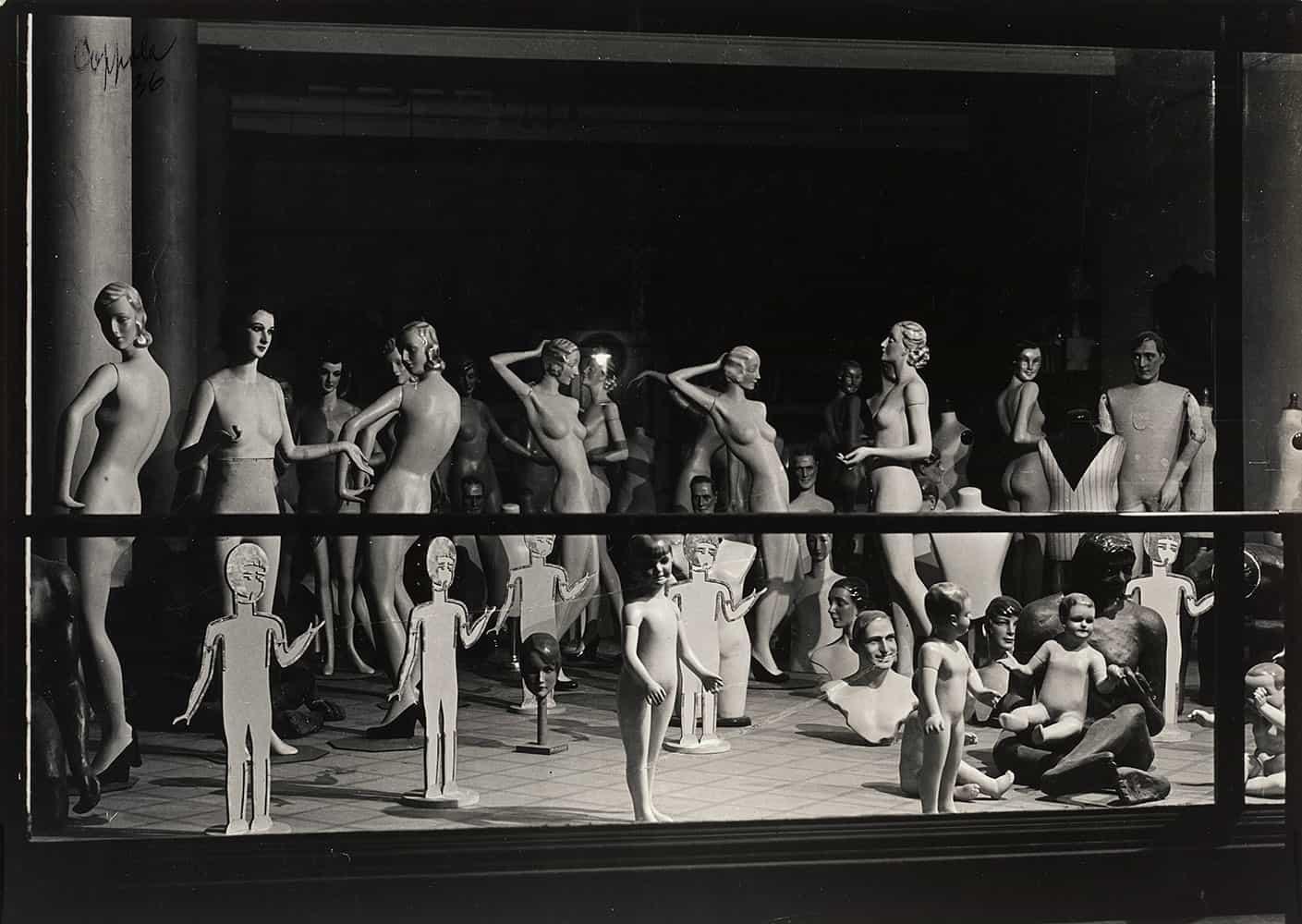 Horacio Coppola: Avenida Díaz Vélez al 4800 (1936)