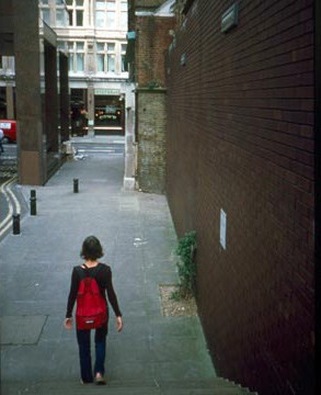 Janet Cardiff, Map for The Missing Voice, (Case Study B), Londra, 1999
