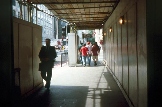 Janet Cardiff, <em>Map for The Missing Voice, (Case Study B)</em>, Londra, 1999
