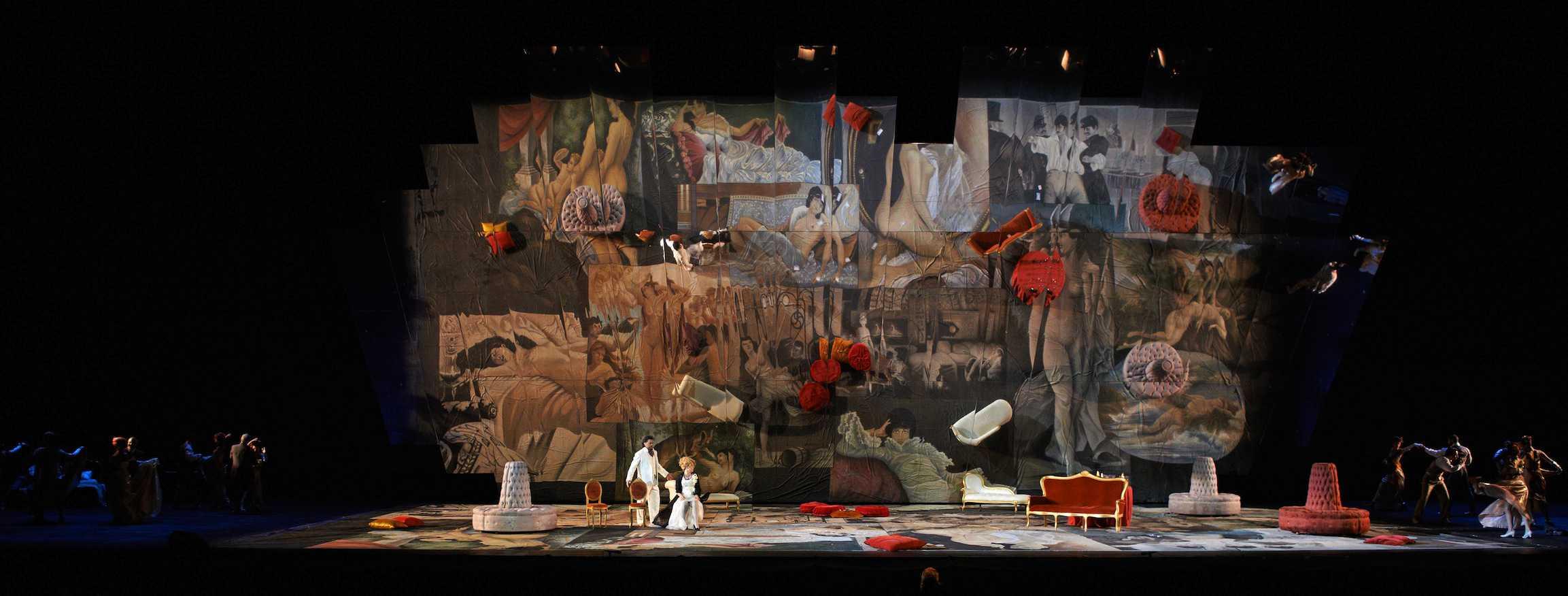 Josef Svoboda: Traviata (2014)