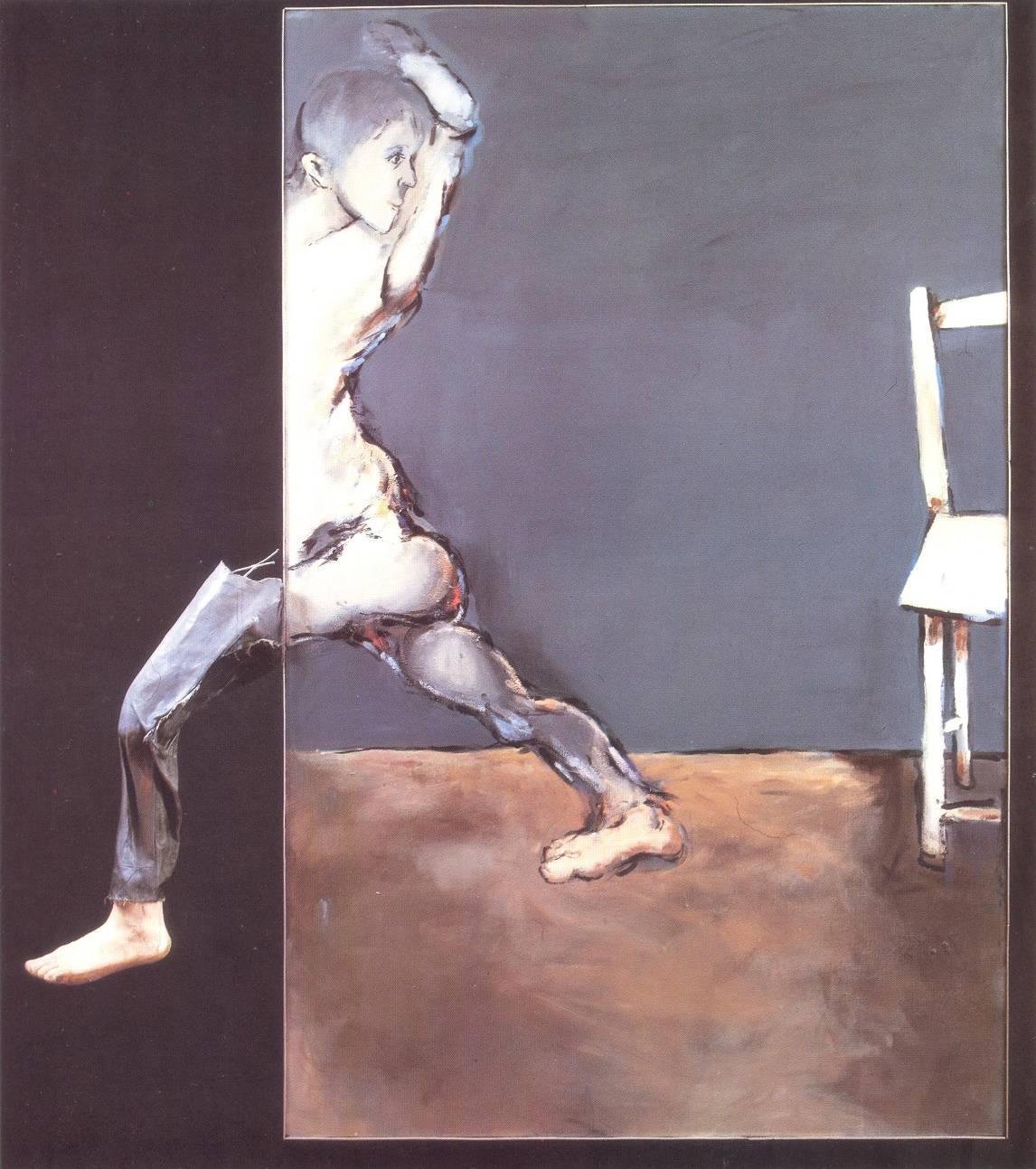 Tadeusz Kantor: Basta star seduti – esco (1988)