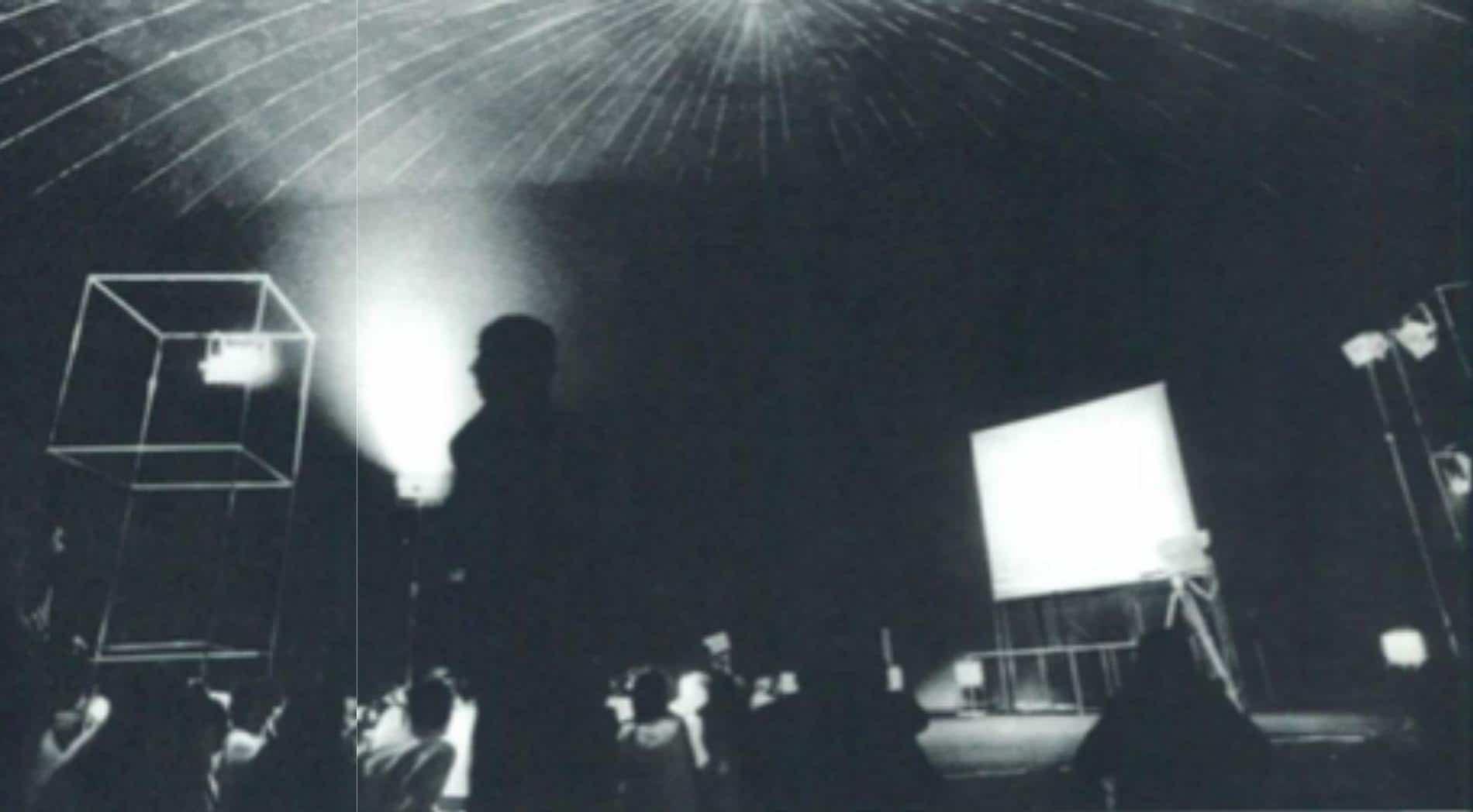 <em>Telemuseo. Una mostra + un dibattito in circuito chiuso televisivo</em>, in occasione di Eurodomus 3 (Triennale di Milano, 14-24 maggio 1970).