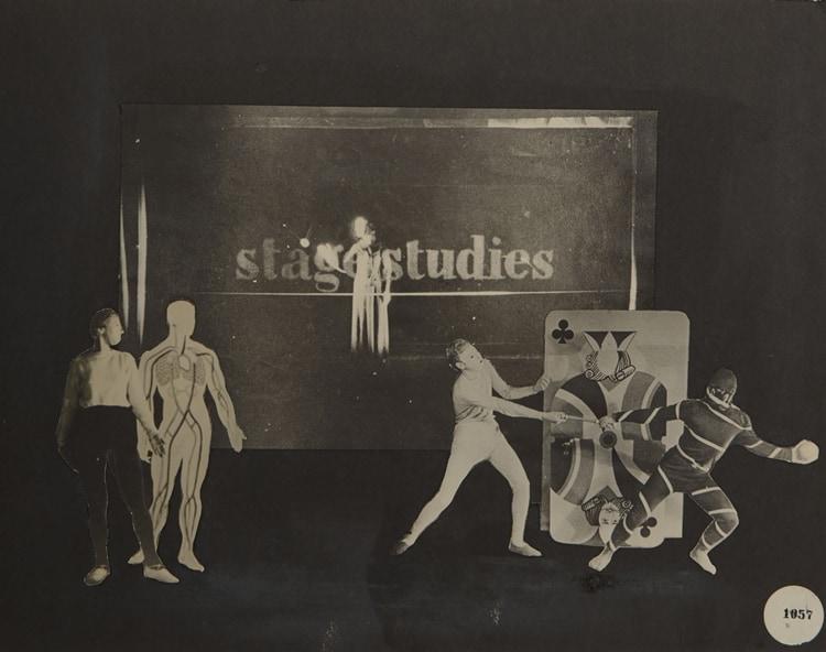Xanti Schawinsky: Stage Studies. Spectodrama (1938)
