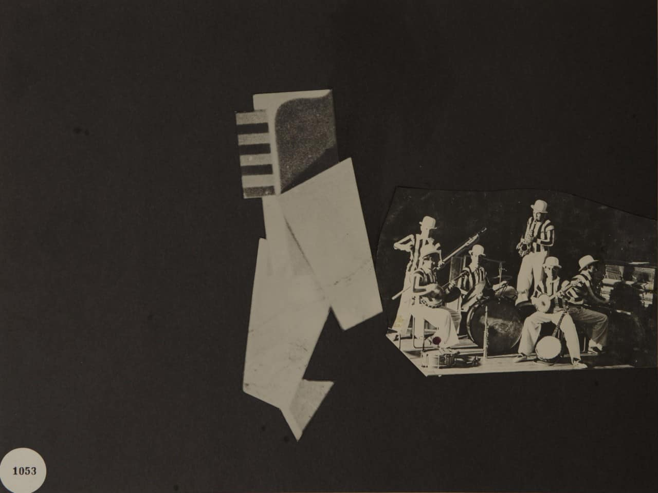 Xanti Schawinsky: Step dance versus step-machine (1926)
