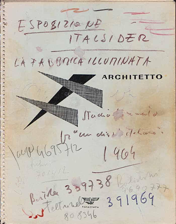 Appunti di Luigi Nono per <em srcset=