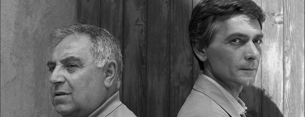 Claudio Remondi e Riccardo Caporossi