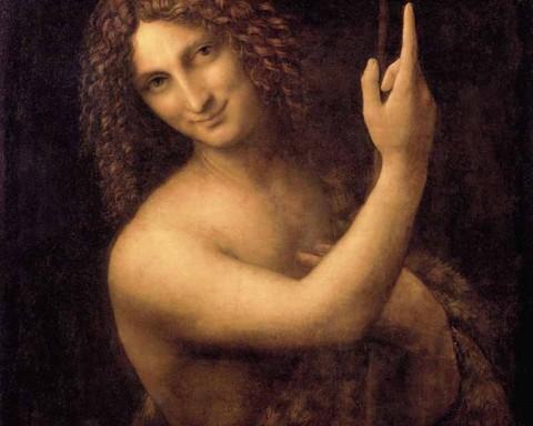 Leonardo da Vinci, Giovanni Battista (realizzato tra il 1508 e il 1513)