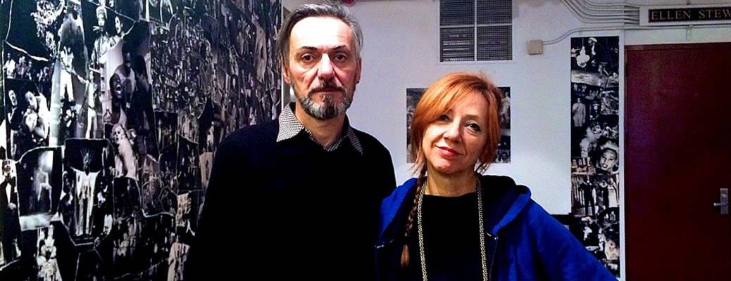 Motus. Enrico Casagrande e Daniela Nicolò.
