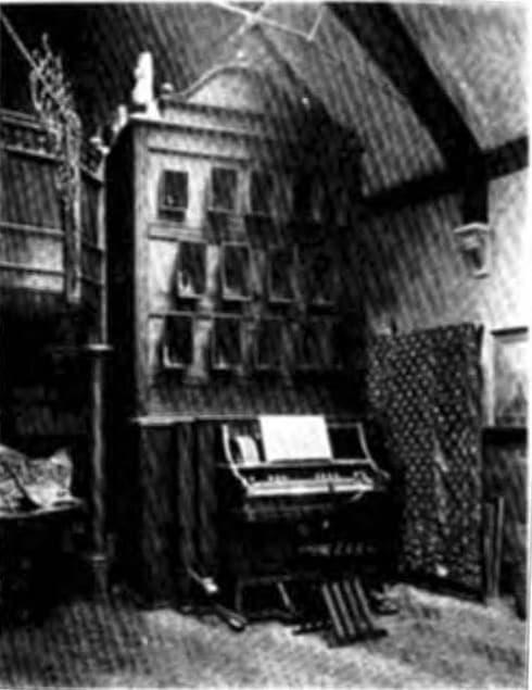 Alexander Wallace Rimington (1854-1918), Color-Organ.