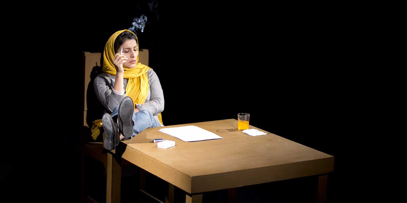 Amir Reza Koohestani e Mehr Theatre Group, «Timeloss», 2013. Copyright Amir Reza Koohestani