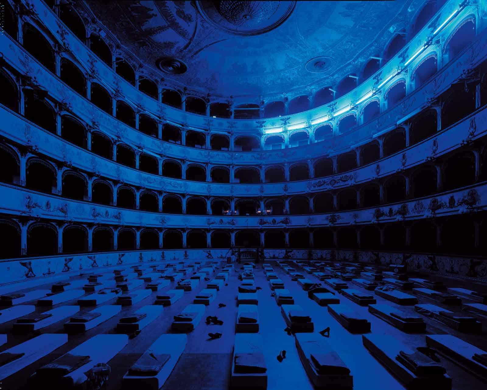Fanny & Alexander. «Dorothy. Sconcerto per Oz». 2007. Allestimento al teatro Comunale di Ferrara