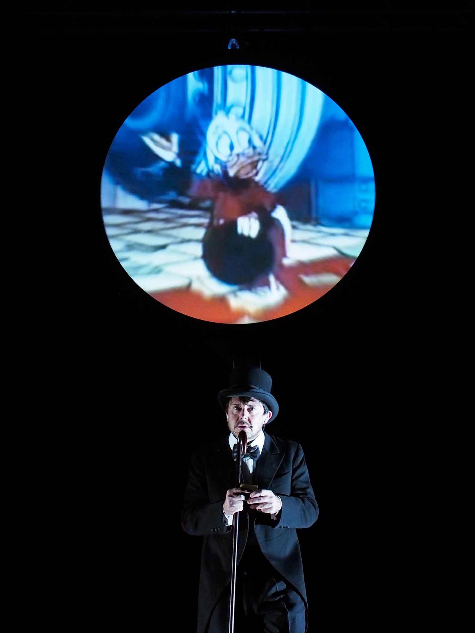 Fanny & Alexander. «Scrooge». 2015. Marco Cavalcoli.