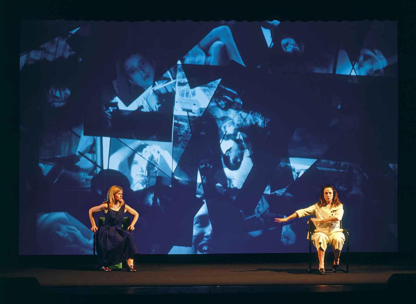Fanny & Alexander. «Storia di un'amicizia». 2017. Fiorenza Menni e Chiara Lagani