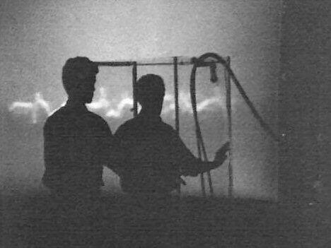 Lucinda Childs, «Vehicle» (1966)