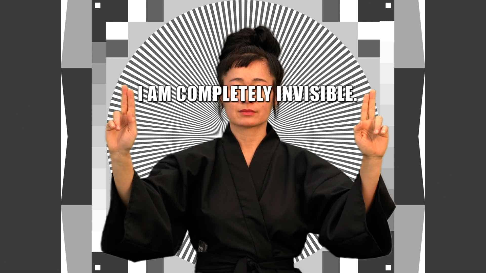 Hito Steyerl, «How not to be seen. A fucking didactic educational», video, 2013.