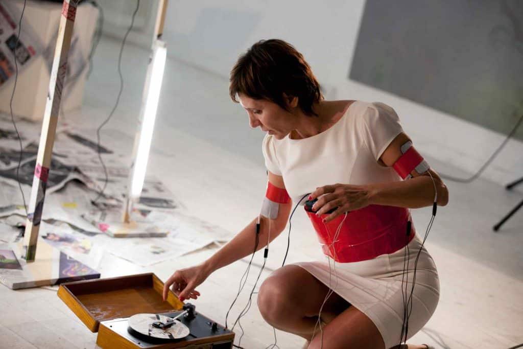 Francesca Fini, Fair & Lost (2013), foto di Carlo Maria Causati.