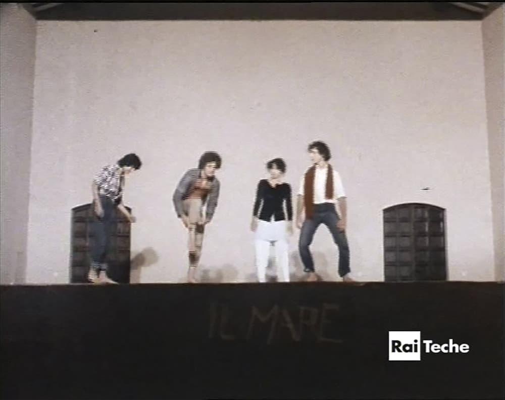 Alfredo Di Laura, Avanguardie 60: Foligno '67, 1979, Rai Uno, frame.