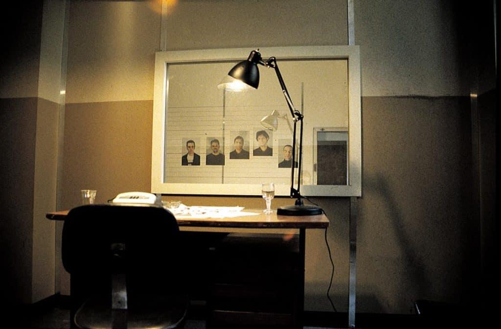 Nicola Pellegrini, SopravVivere, 1999, Courtesy l'artista.