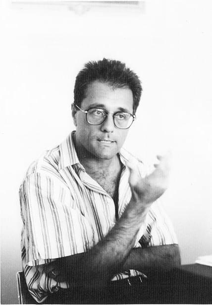 Mario Bolognari, 1988. Rassegna internazionale video d'autore. Taormina.