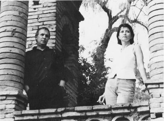 Cherif & Silvie Defraoui, 1989. Rassegna internazionale video d'autore. Taormina.