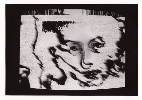 Nam June Paik - Living with the living, 1989