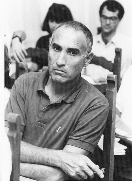 Alain Sarfati, 1988. Rassegna internazionale video d'autore. Taormina.