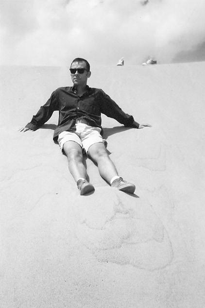Ingo Gunther, 1995. Rassegna internazionale del video d'autore, Taormina.