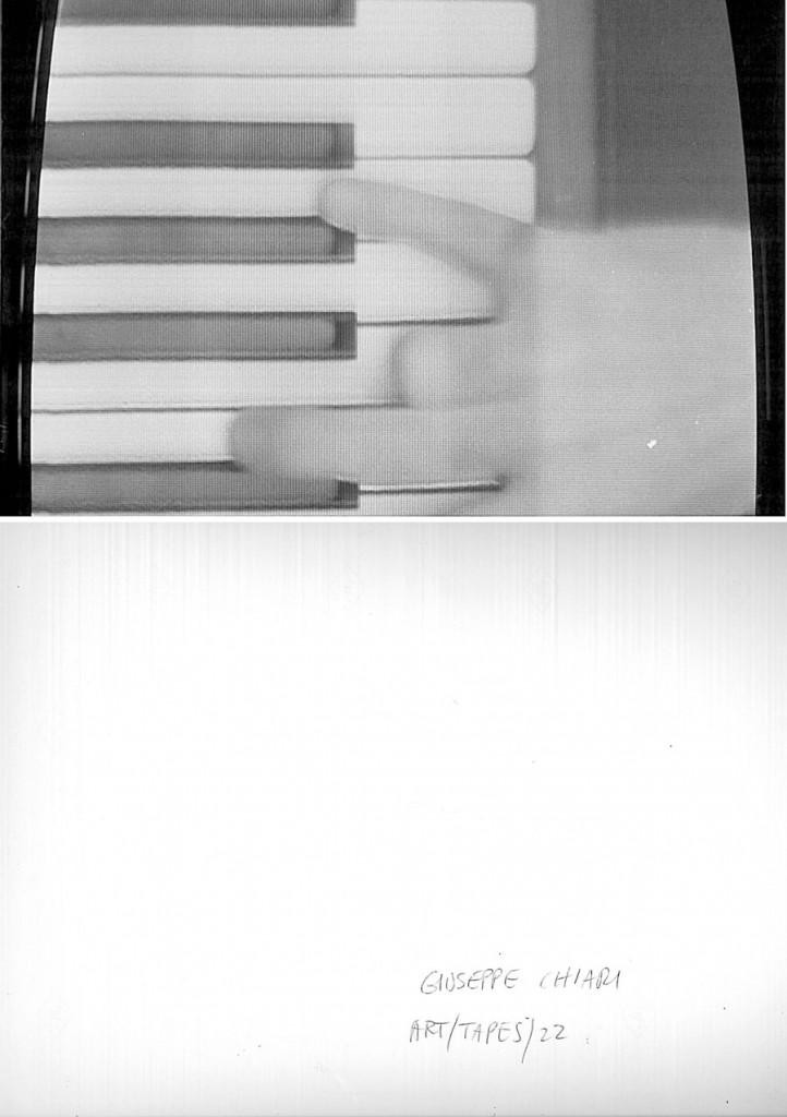 Giuseppe Chiari, Il suono, 1974