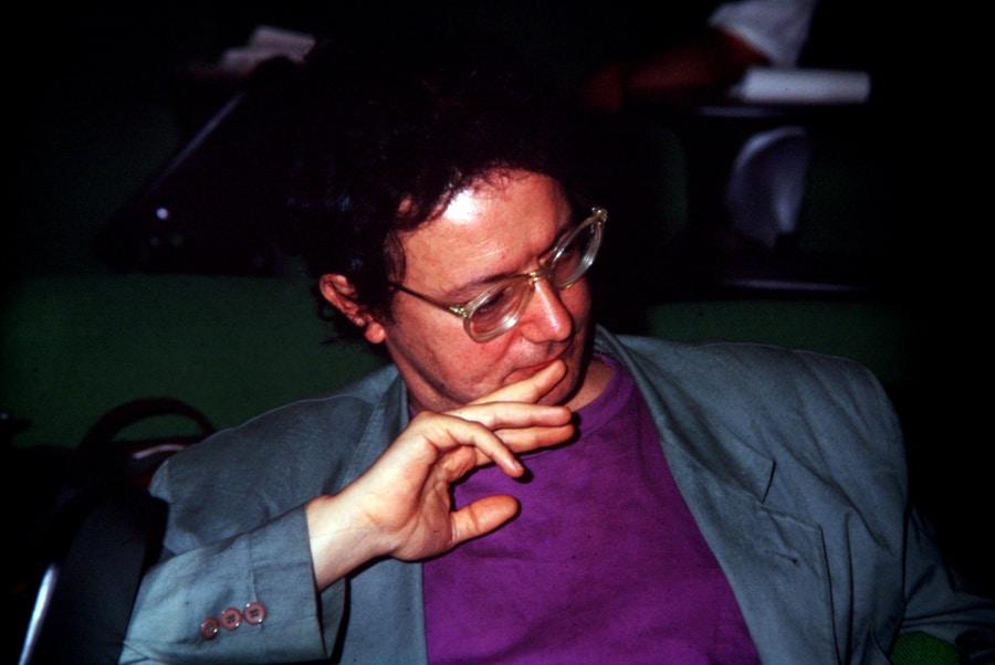 Bruno Roberti, 1994. Rassegna internazionale video d'autore. Taormina.