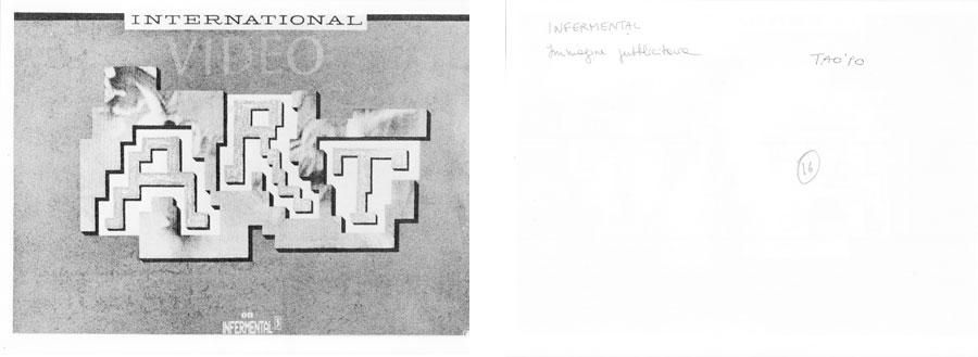 Infermental. La prima rivista internazionale su videocassetta