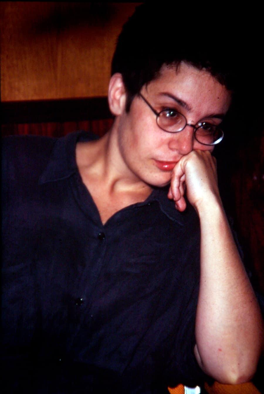 Roberta Torre, 1994. Rassegna internazionale video d'autore. Taormina.