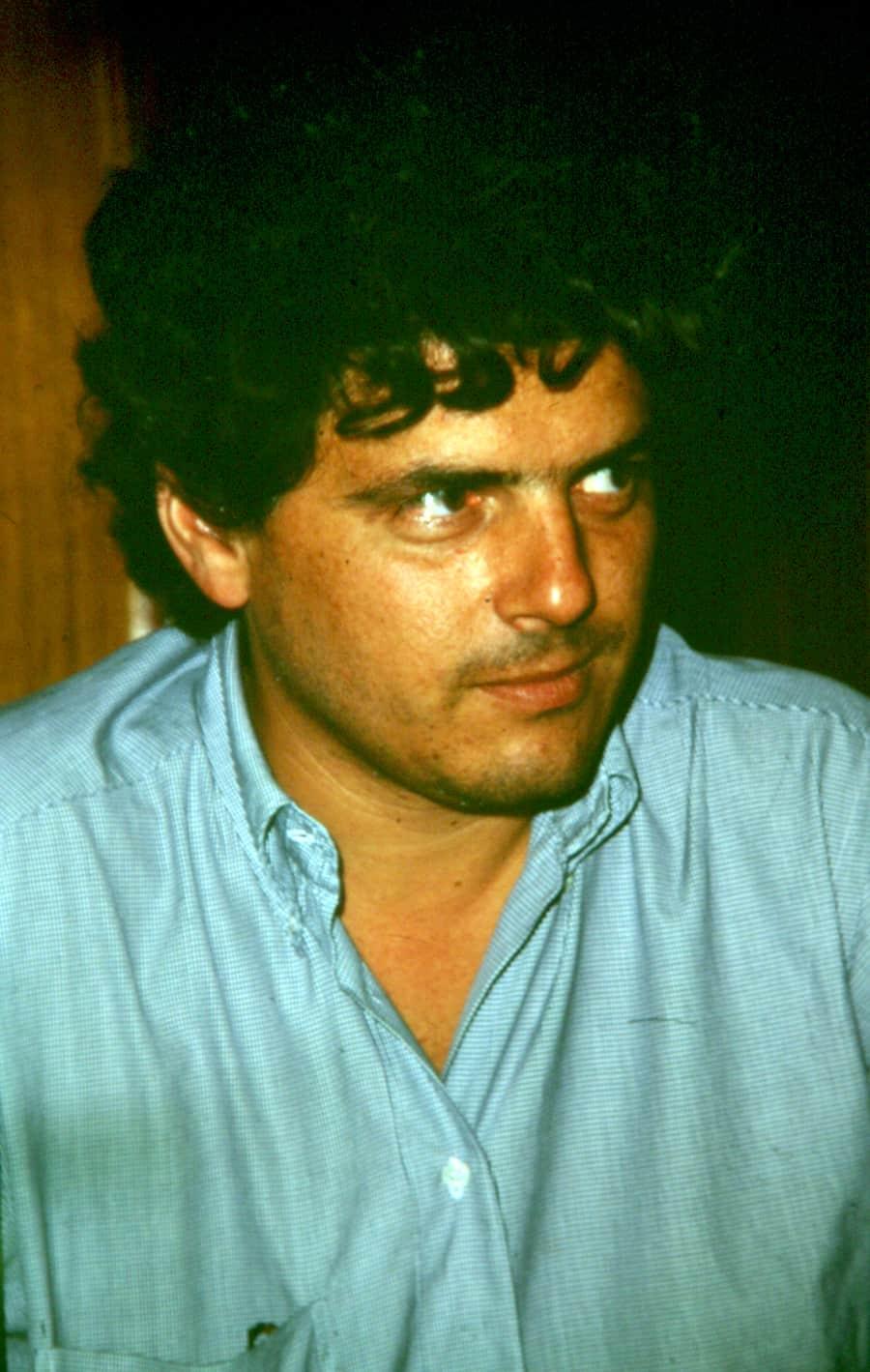 Salvo Cuccia, 1994. Rassegna internazionale video d'autore. Taormina.