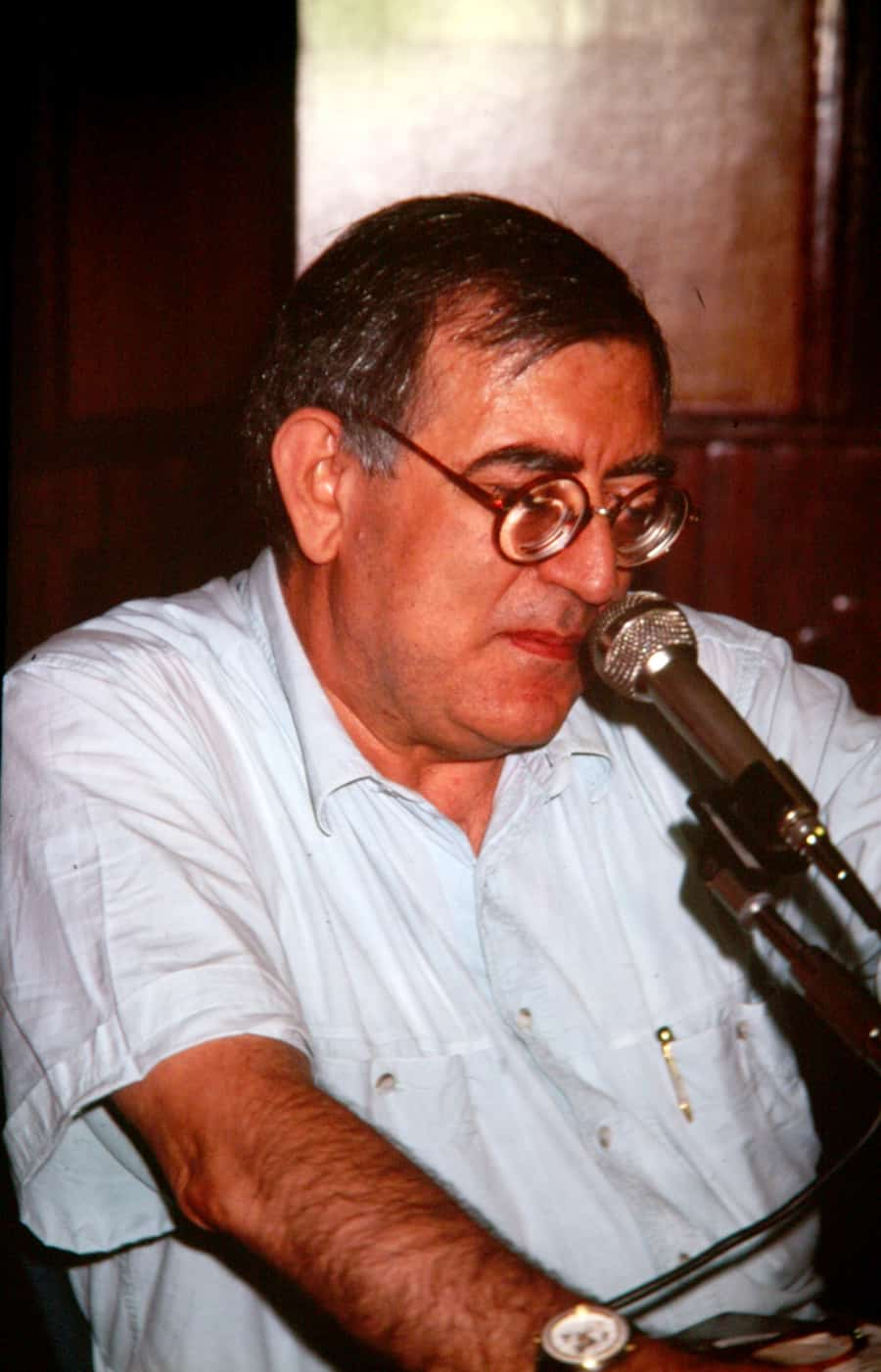 Vittorio Fagone, 1994. Rassegna internazionale video d'autore. Taormina.