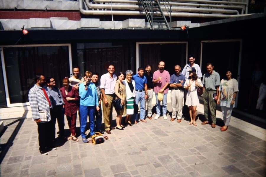 Foto di gruppo, 1993