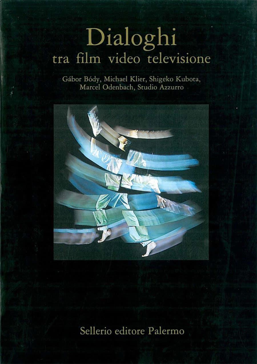 Dialoghi di Valentina Valentini 1990 Sellerio editore Palermo