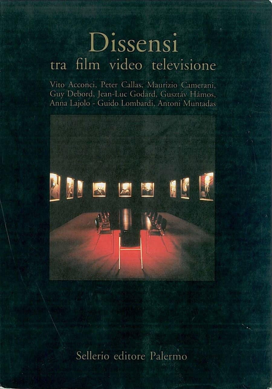 Dissensi di Valentina Valentini 1991, Sellerio editore Palermo