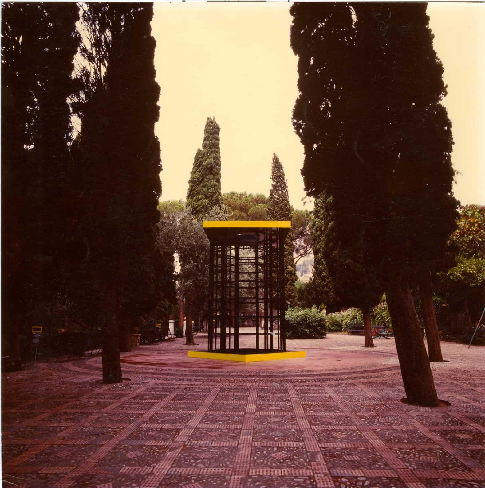 Alfredo Pirri. La notte, l'alba. 1987.