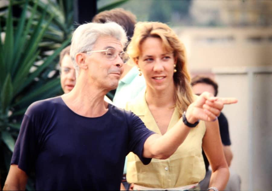 Gianfranco Mantegna, 1992. Rassegna internazionale video d'autore. Taormina.