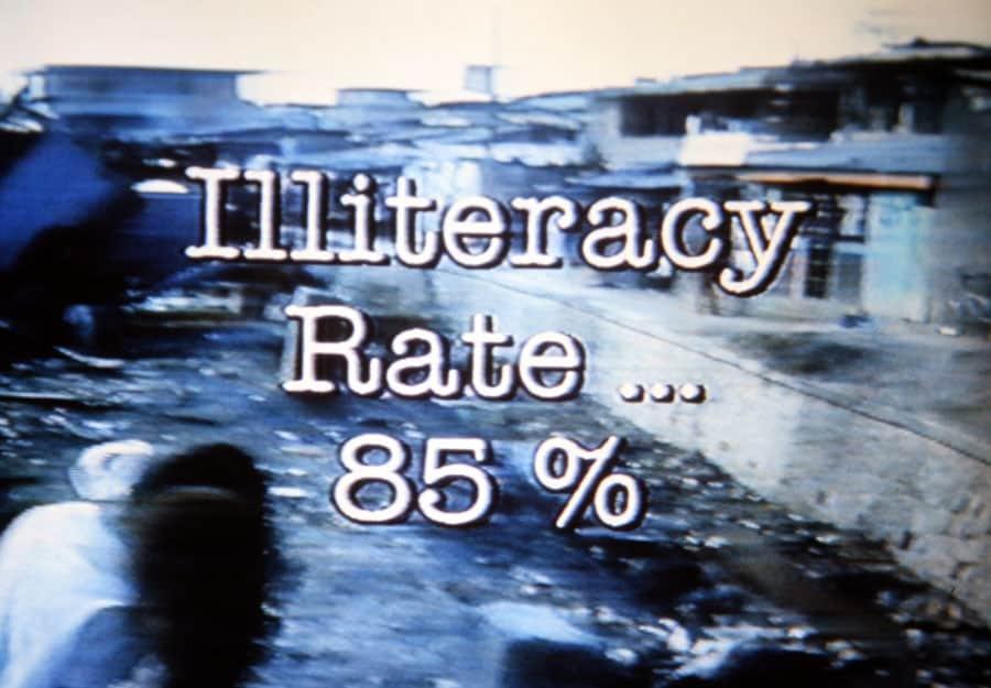 Jonathan Demme, Haiti – dreams of democracy, 1987
