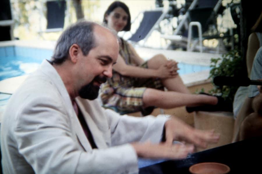 Bill Viola, 1993. Rassegna internazionale video d'autore. Taormina.